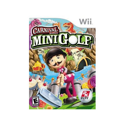 Carnival Games: Mini-Golf (used)