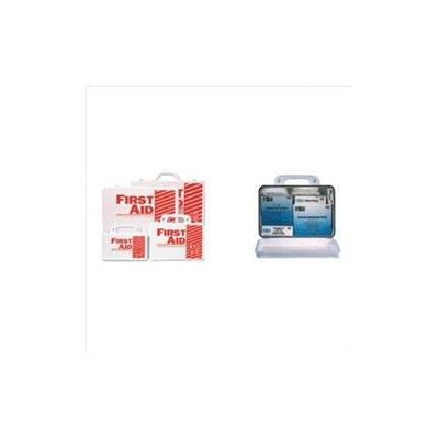 Pac-Kit ANSI Plus 25 Person Steel First Aid Kit