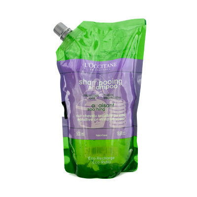 L'occitane En Provence Aromachologie Soothing Shampoo Eco-Refill