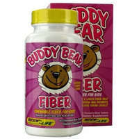 Renew Life Buddy Bear Fiber by 60 Tablets Health and Beauty