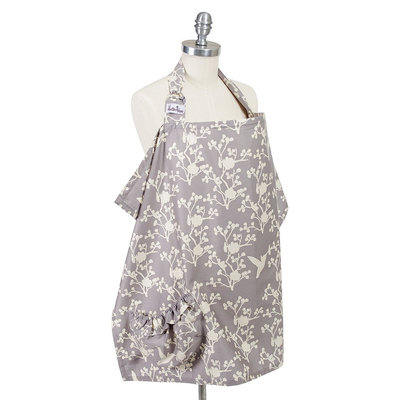 Hooter Hiders Nursing Cover - Nest - Ruffle