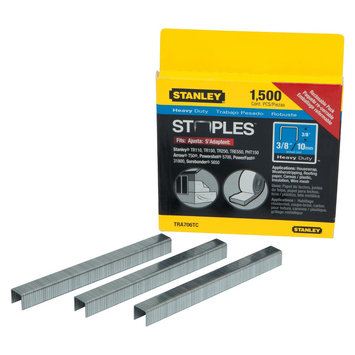 Stanley Staple Three Eighths Inch