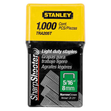 Stanley Stpls 1000PK Light Duty Staples
