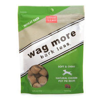 Cloud Star Wag More Bark Less Soft & Chewy Dog Treats Chicken Pot Pie recipe