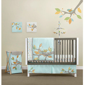 Migi MiGi by BananaFish - Little Tree Collection 3pc Crib Bedding Collection Set - Value Bundle