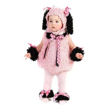 Princess Paradise Costumes Pink Poodle Infant Toddler Costume