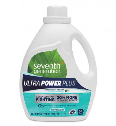 Seventh Generation Fresh Citrus Ultra Power Plus™ Natural Laundry Detergent