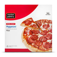 Market Pantry Rising Crust Pepperoni Pizza 28.3 oz
