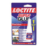 Loctite Henkel Super Glue Bottle, .18oz, Super Glue Liquid