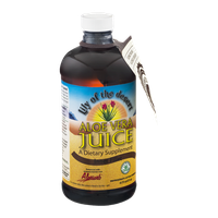 Lily Of The Desert Aloe Vera Juice Dietary Supplement