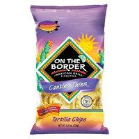 On The Border Cantina Thins Tortilla Chips 8.25 oz