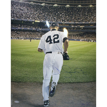 Mlb Mariano Rivera 2006 Entering The Game Color Autographed Photo Signed By Anthony Causi (16