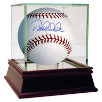 Mlb New York Yankees Derek Jeter Autographed Baseball