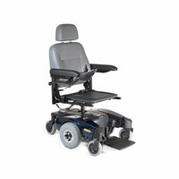 Invacare Pronto M51P Power Wheelchair with Solid Seat Base