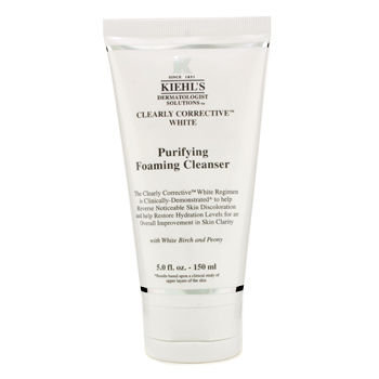 Kiehls Clearly Corrective White Cleanser, White