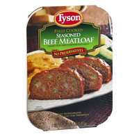 Tyson Beef Meatloaf Seasoned