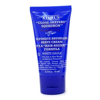 Kiehls Ultimate Brushless Shave Cream - White Eagle