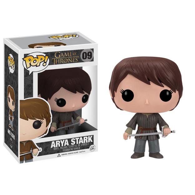 Funko POP Game of Thrones Vinyl Figure - Arya Stark