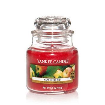Yankee Candle Macintosh Candle