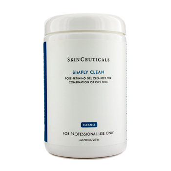 Skin Ceuticals Simply Clean Pore Refining Gel Cleanser