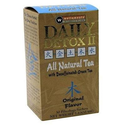 Human Development Techonologies Daily Detox II Herbal Tea