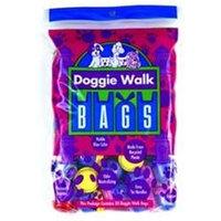 Doggie Walk Bags Baby Powder Dog Classic Waste Bag in Blue