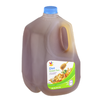 Ahold Diet Green Tea With Honey & Ginseng