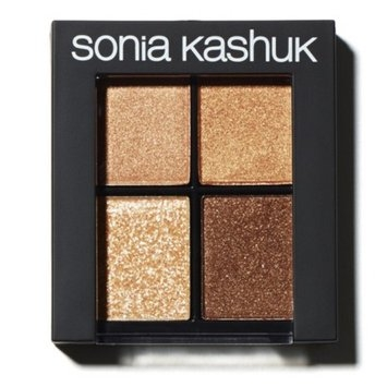 Sonia Kashuk Eye Shadow Quad - Bronzed Beauty 50