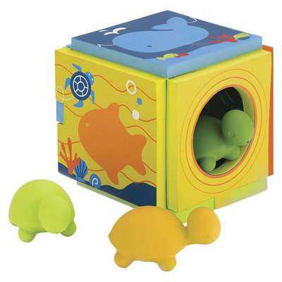 Skip Hop Turtle Island Playset Bath Toy - 235502