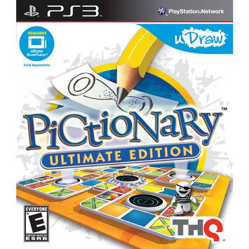 THQ uDraw Pictionary Ultimate Edition - Board Game - PlayStation 3