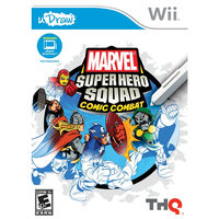 THQ uDraw Marvel Super Hero Squad: Comic Combat