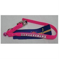 Hamilton Pet Company - Safety Cat Collar With Bell- Hot Pink 10 X .38 - 800 RH HP