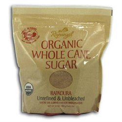 Rapunzel - Organic Whole Cane Sugar - 24 oz.