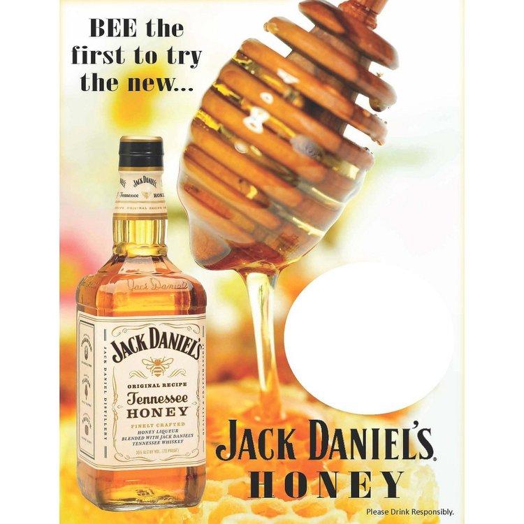Jack Daniel's Honey Whiskey 750 ml