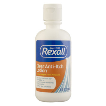 Rexall Clear Anti-Itch Lotion, 6 oz