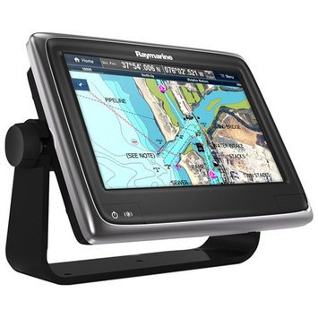 Raymarine a95 9in MFD Wi-Fi, Bluetooth US LNC Vector Charts