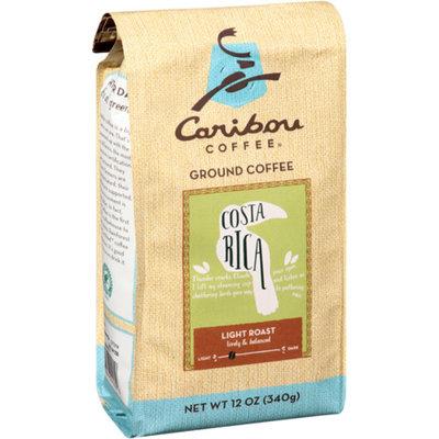 Caribou Coffee Costa Rica Light Roast Ground Coffee 12 oz
