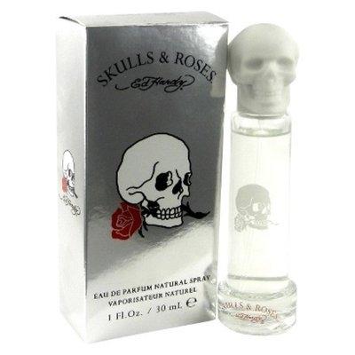 Skulls and Roses Women's Skulls & Roses by Ed Hardy Eau de Parfum - 1 oz