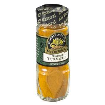 McCormick Gourmet Collection Ground Turmeric