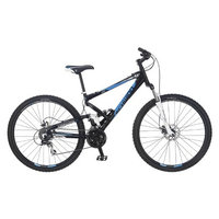 Schwinn Elite Series Men's Firewire 5.0 Dual Suspension 29