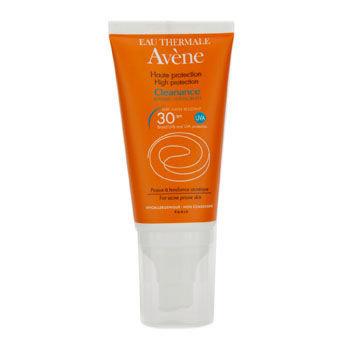 Avene High Protection Cleanance Suncereen SPF30 (For Acne-Prone Skin) 50ml/1.7oz