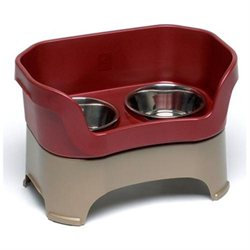 Neater Pet Brands 059010 Neater Feeder Cat Cranberry Small Dog