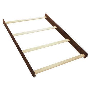 Slumber Time Elite by Simmons Kids Wood Bed Rails Espresso Truffle