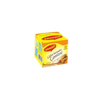 Nestlé Maggi Cumin 20 Cubes 2.82 oz