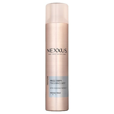 Nexxus Frizz Defy Aerosol Hair Spray