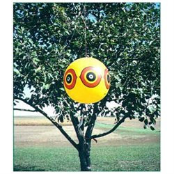 Bird X Bird-X Scare Eye Balloon Yellow - BIRD-X, INC.