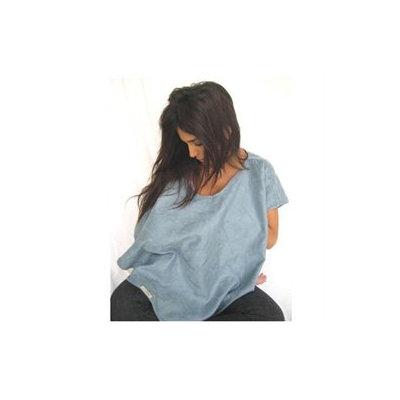 L'ovedbaby 4-in-1 Nursing Shawl - Clay Gray