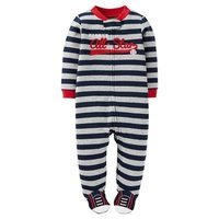 Just One You™Made by Carter's® Newborn Boys' Sleep N Play - Blue/Light Heather Grey