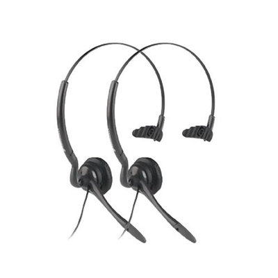 Plantronics T10 Spare 45647-04 (2-Pack) Spare Mono Corded Headset