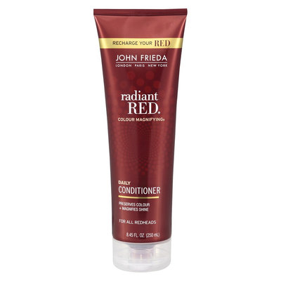 John Frieda® Red Color Magnifying Daily Conditioner with Light Enhancers